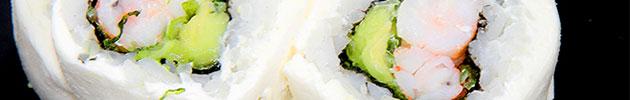 Cream rolls envueltos en queso crema (10 piezas)