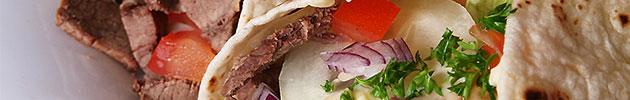 Shawarmas clásicos