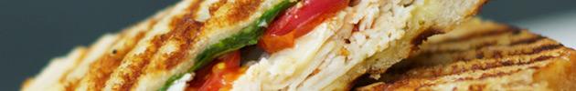 Sándwich  calientes