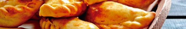 Empanadas dulces al horno (80 g)