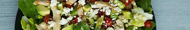 Promo ensaladas de verano para una, dos o tres personas