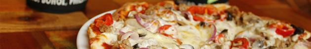 Pizzetas tipo italianas (35 cm)