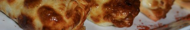 Empanadas de choclo al horno
