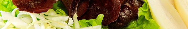 Nuestras ensaladas / our salads