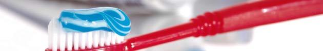 Pastas y cepillos dentales