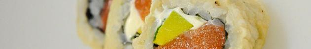Sushi calientes