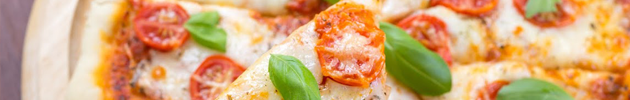 Pizzetas (6 porciones)