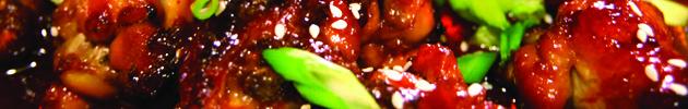 Szechuan picantes