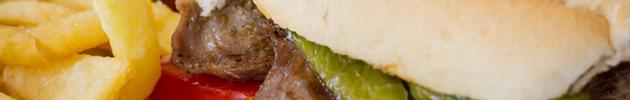 Chivitos (pan clásico o pan de pita)