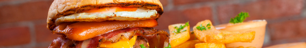 Hamburguesas (caseras elaboradas con carne premium)