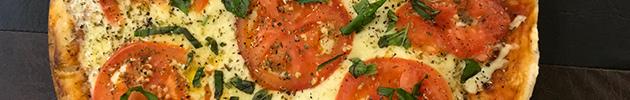 Pizzas medianas (26 cm)