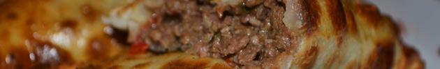 Empanadas de carne al horno