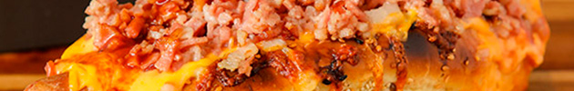 Hot dogs de viena - Clásico sabor del hot dog americano en pan catalán con semillas