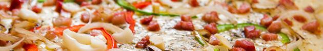 Pizzetas tradicionales a la piedra 40 cm