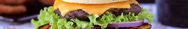 Hamburguesas Top 5 NY (receta original - acompañamiento opcional)