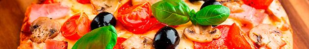 Pizzetas gourmet