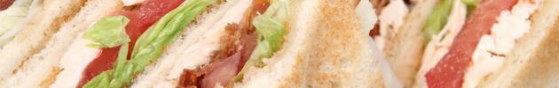 Sándwiches tostados
