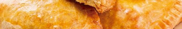 Empanadas de queso al horno (110 g)