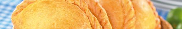 Empanadas de carnes premium al horno (110 g)
