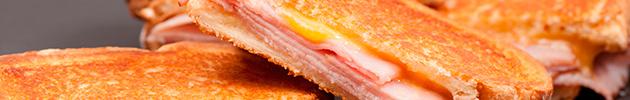 Sandwiches calientes