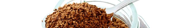Café y polvos chocolatados