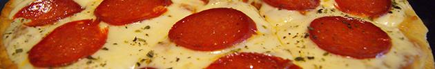 Pizzetas (2 personas)