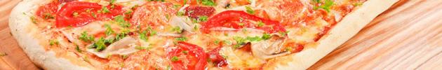 Pizzería por metro