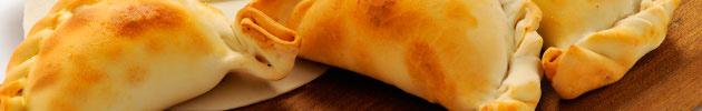 Empanadas grandes (al horno)