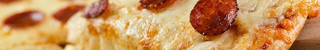 Pizzería artesanal elaborada en horno a leña