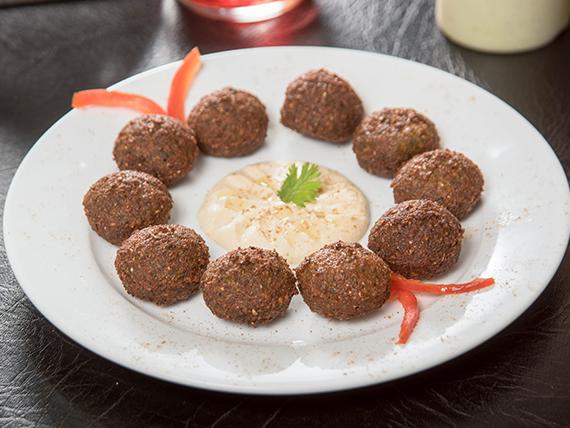 Falafel (10 piezas)