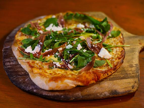 Pizzeta super especial