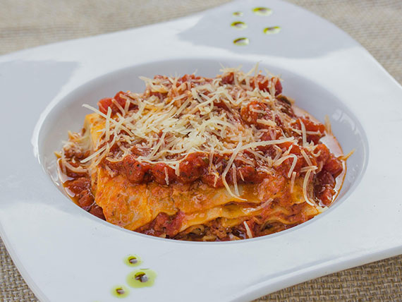 Lasagna clássica