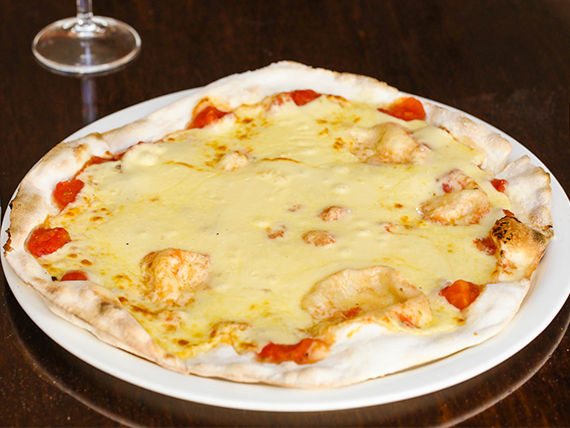 Pizzeta mozzarella