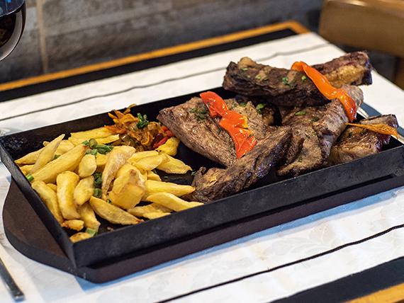 Promo - Mix de carnes para 2 personas