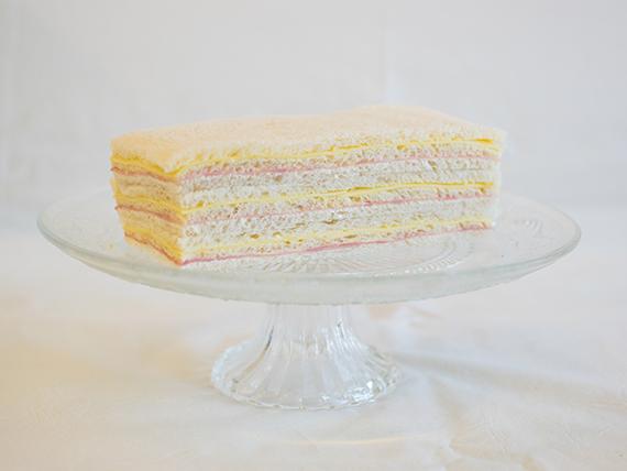 01 - Sándwiches de jamón cocido y queso tybo