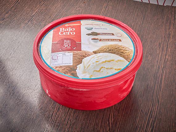 Balde de 3 L de helado