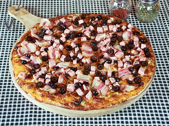 """Pizza """"Tocino"""""""