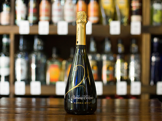 Champagne Navarro Correas 750 ml