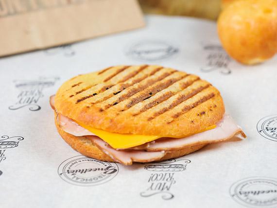 Pão de queijo recheio (unidad)