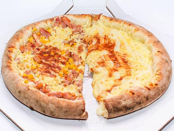Pizza especial média - namorados