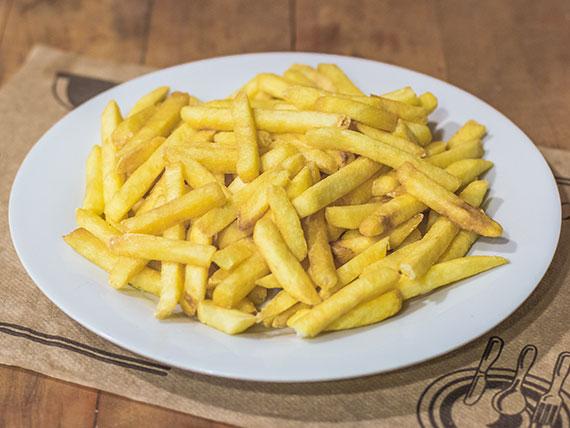 Porção de batatas fritas 350g