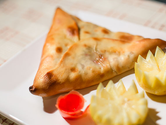 Empanada árabe (fatay)