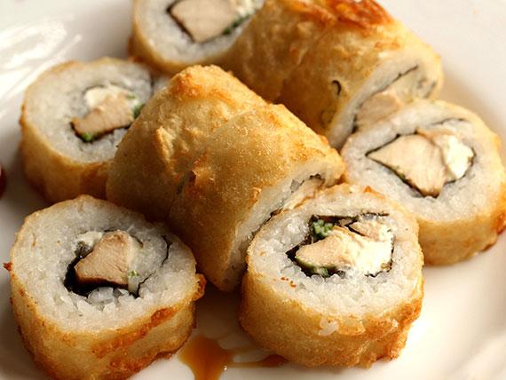 Tori tempura (10 piezas)
