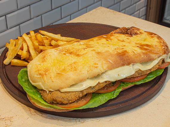 Sándwich Palermo classic