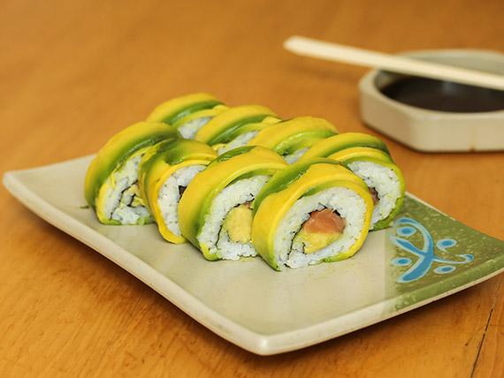 40 - Avocado roll (8 piezas)