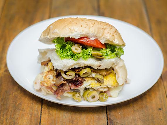 Sanduiche - Mc Dimas especial