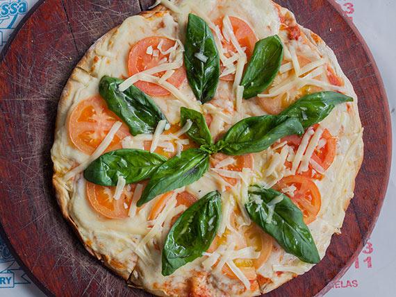 Pizzeta capresse chica (30 cm)