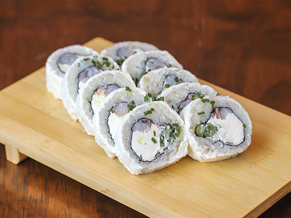 Cream ebi roll
