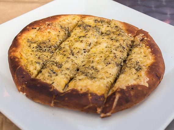 Pan de ajo supremo (4 unidades)