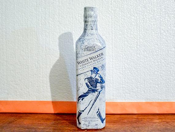 Whisky Johnnie Walker white Games of Trones 750 ml
